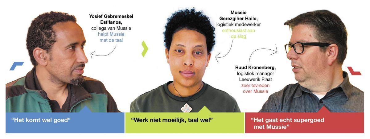Portret Mussie-nieuw